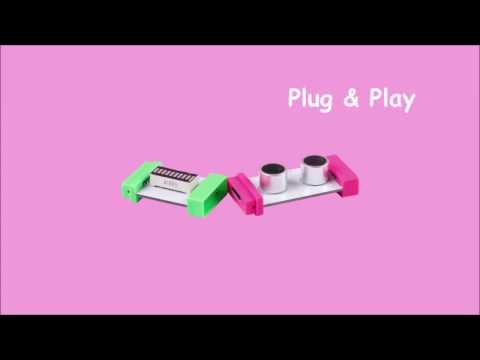 Plaz Tech Educational Introduces EC-Blocks Electronics STEM Starter Kit
