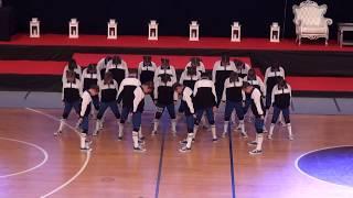2. mesto Move your feet (otroci hip hop formacija PSNM) DP - 2017