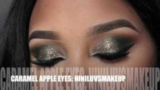 CARAMEL APPLE EYES:NINILUVSMAKEUP Thumbnail