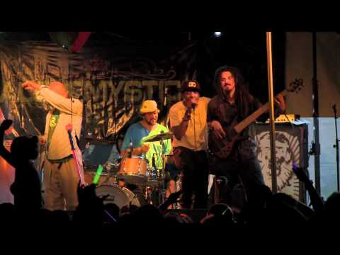 LAZA MORGAN, ONE BY ONE  LIVE 2011- backed by THE ALCHEMYSTICS