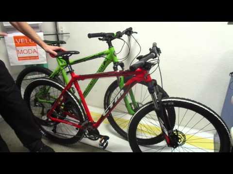 Как выбрать размер рамы велосипеда  - советы  для новичка