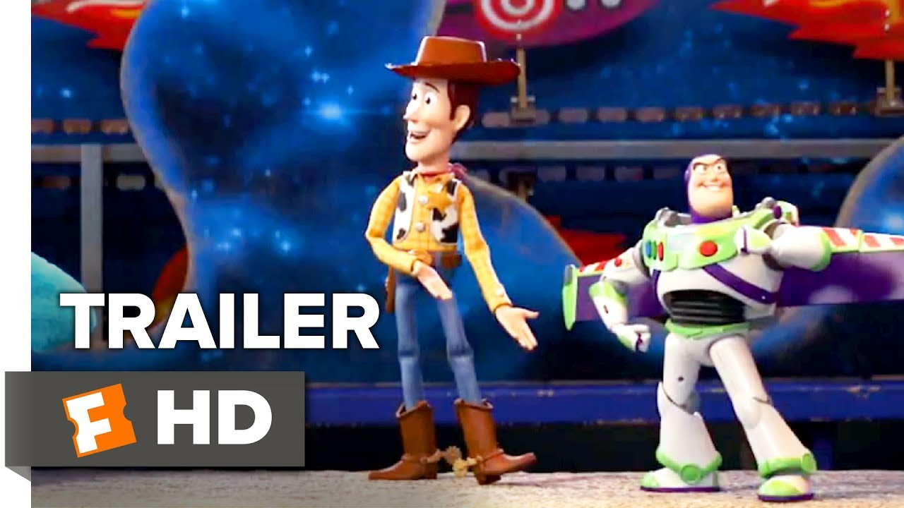 Toy Story 4 Teaser Trailer Reaction 2019 Movieclips