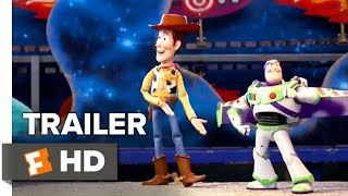 Toy Story 4 Teaser Trailer Reaction (2019) | Movieclips Trailers thumbnail