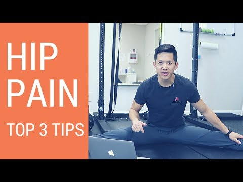 Hip pain relief: top 3 tips for relief from FAI, labral tears, and hip arthritis