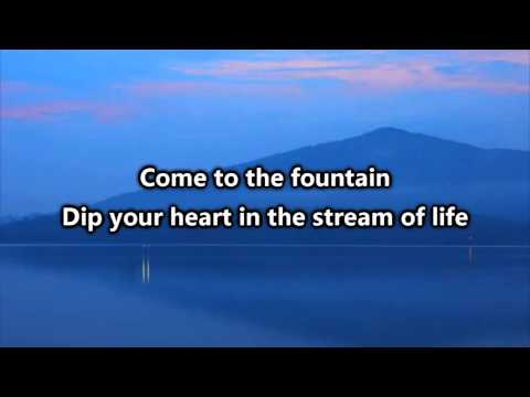 Kutless - All who are thirsty - Instrumental with lyrics