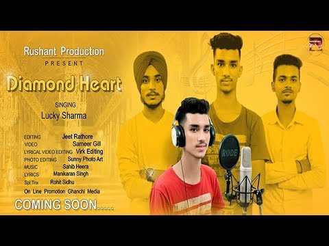 Diamond Heart |Full Video Song (Full HD)|Lucky Sharma