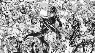 Civil War II Covers Come to Life with Artist Kim Jung Gi!