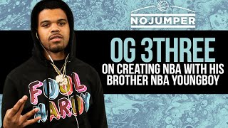 Gambar cover OG 3Three on Creating NBA With His Brother NBA Youngboy