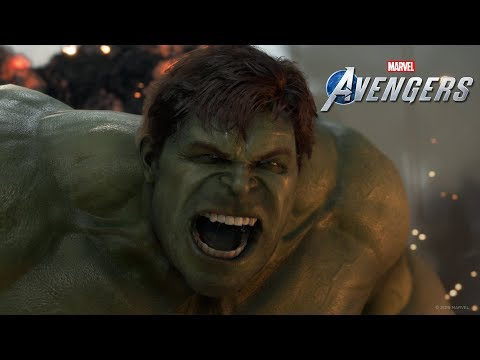 Marvel's Avengers | A-Day Gameplay