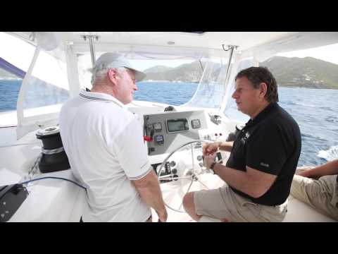 Tips for catamaran sailing in storms and heavy weather – Catamaran sailing techniques