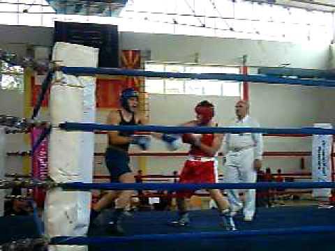 Boxing Skopje