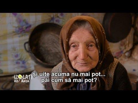 Izolaţi în România: Locuitori din cătunele judeţului Hunedoara (@TVR1)