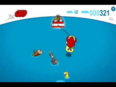 Club Penguin Hydro Hopper