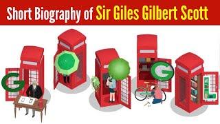 Sir Giles Gilbert Scott Google Doodle In UK