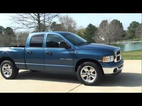 2004 DODGE RAM 1500 SLT QUAD CAB FOR SALE SEE WWW ...