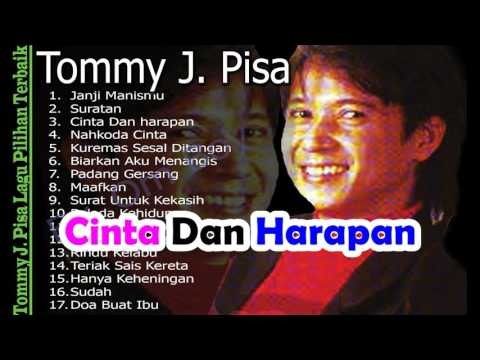 Tommy J. Pisa - Best Of The Best|Pop Kenangan Nostalgia Lawas