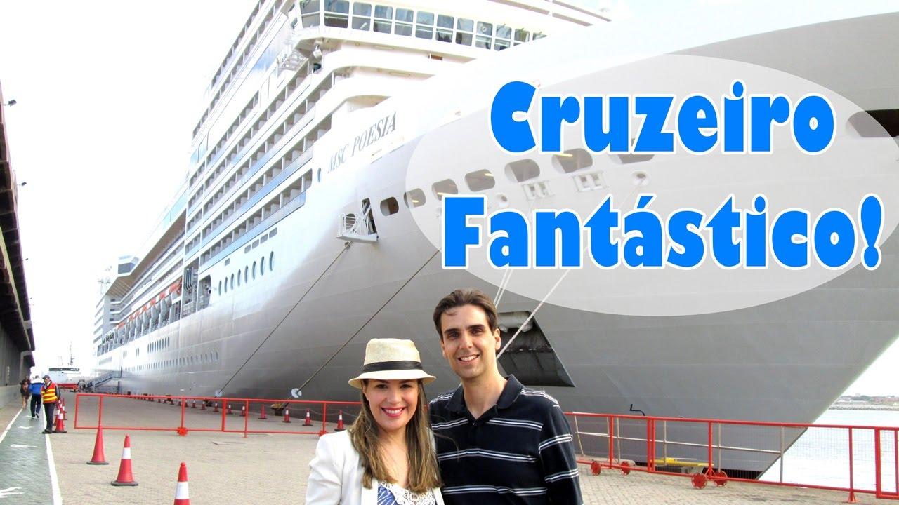 Cruzeiro Navio MSC - Tudo o que você gostaria de saber e ver sobre um cruzeiro