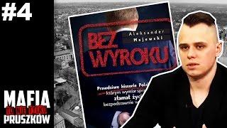 #4 Mafia to nie tylko Pruszków: Aleksander Majewski o książce BEZ WYROKU
