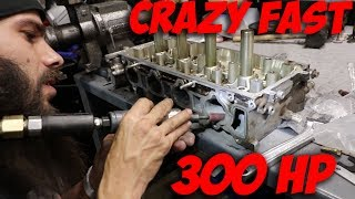 CAN WE BUILD A CHEAP 300HP ALL MOTOR K20?  EP1