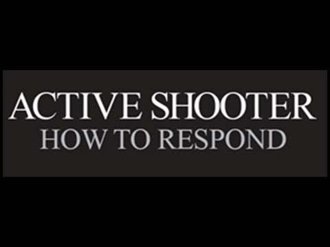 Active Shooter Prevention Video