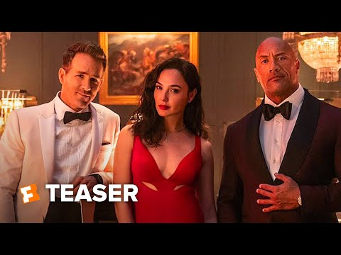 Download Red Notice Teaser Trailer (2021) | Movieclip Trailers