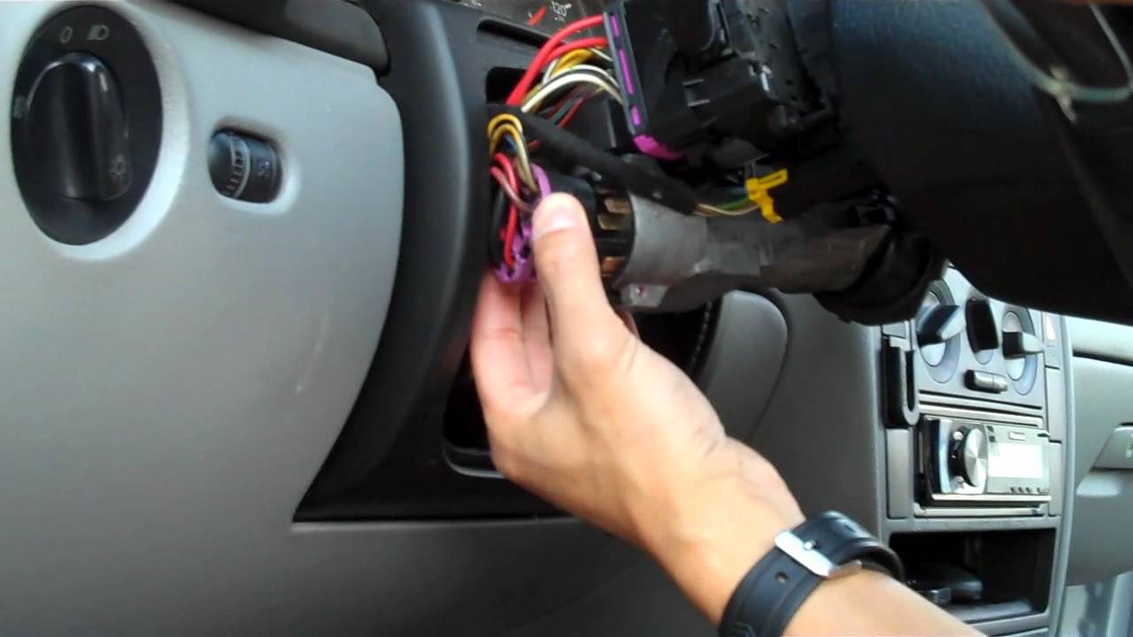 Ignition Wiring Diagram Vw Beetle