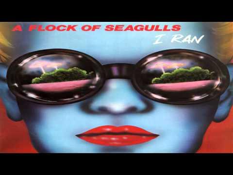A Flock of Seagulls - I Ran (So Far Away) (Long Version)