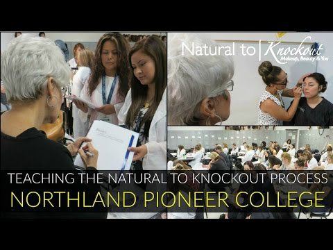 Teaching the Natural to Knockout Process at Northland Pioneer College