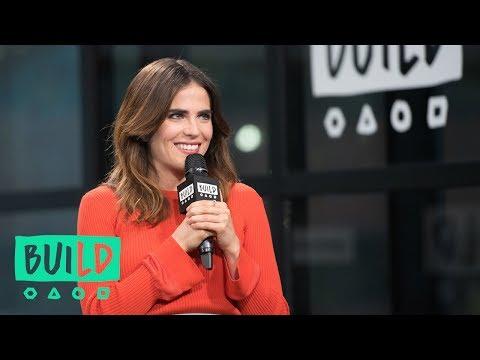 "Karla Souza Talks About Her Movie, ""Everybody Loves Somebody"""