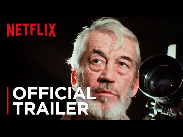 The Other Side of the Wind | Official Trailer | Netflix