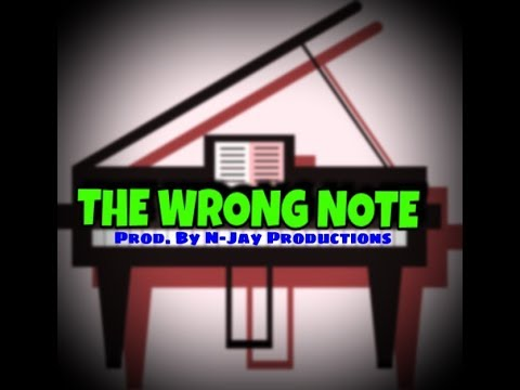 The Wrong Note - 2 Chainz/Wiz Khalifa/Taylor Gang type Trap Beat
