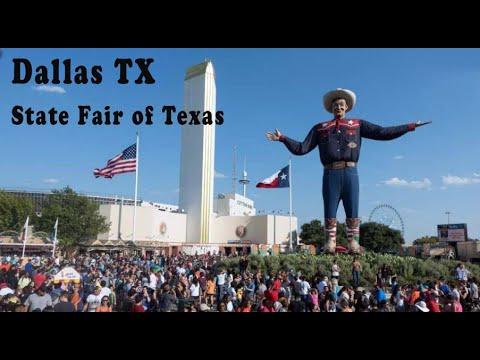 State Fair of Texas, Dallas, Texas.