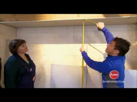 How to plaster (part 1) - with Craig Phillips