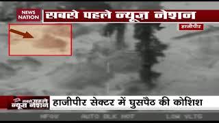 Watch: Indian Army Thwarts Infiltration Bid By Pakistan's BAT In Hajipir Sector