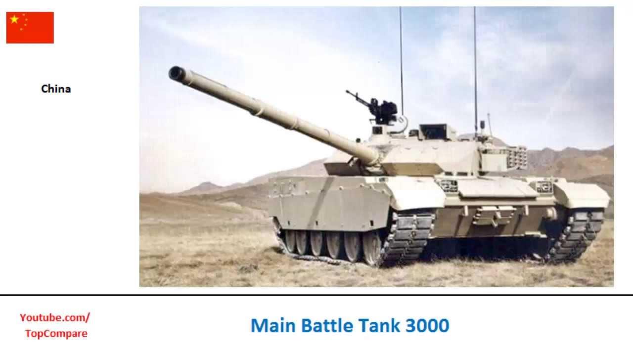 VT-4 (MBT-3000) 3D model by Humster3D.com - YouTube