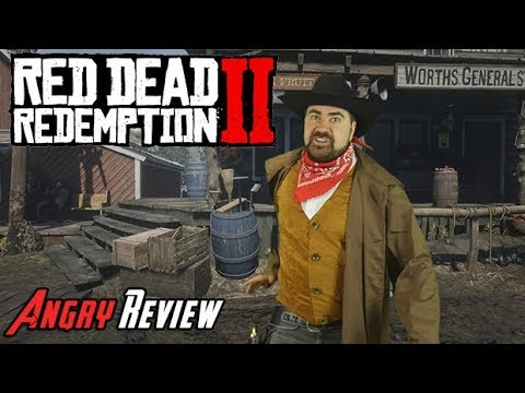 Red Dead Redemption 2 Angry Review thumbnail