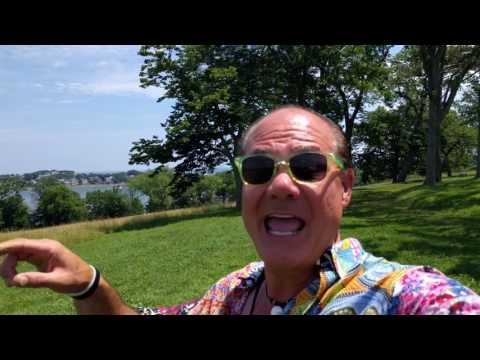 Worlds End (2017) Hingham, Massachusetts - *Feeling* on vacation #gratitude