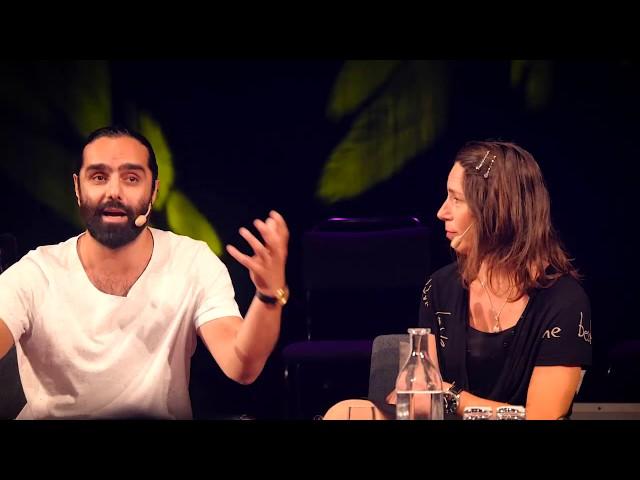 Vad är integration? - en föreläsning med Navid Modiri