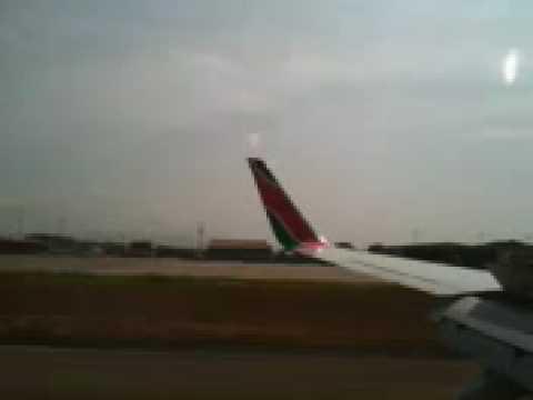 Landing In Sierra Leone