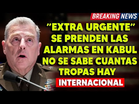?NEWS TODAY 20 AUGUST 2021 News in the United States, No se sabe cuentas Tr0pas hay en Kabul, TODAY