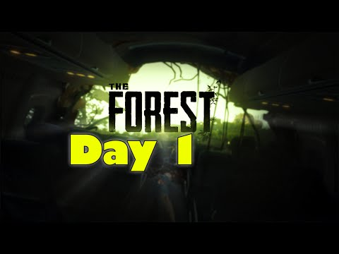 The Forest Diaries - Day 1 - Lakeside View (v0.05)
