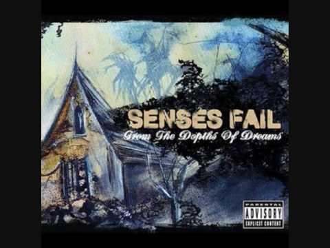 The Ground Folds - Senses Fail w/ Lyrics