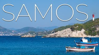Summer Travels in Samos Greece   Day One (Vlog)   The Swiss Freis