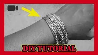 Amazing bracelet stainless steel tutorial easy