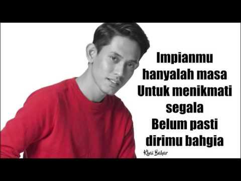 Khai bahar-Anggapanmu cover lyrics