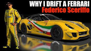 Why I drift a Ferrari - Federico Sceriffo