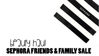 SEPHORA FRIENDS AND FAMILY SALE - Maggie Magnoli