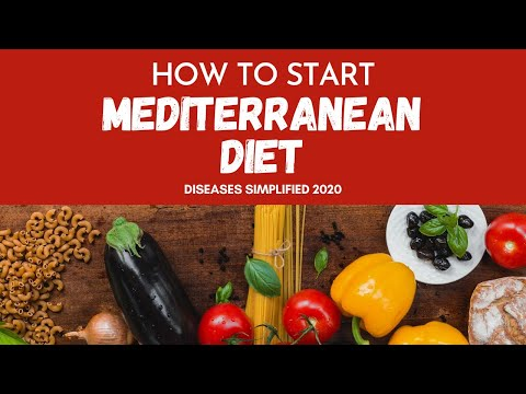How to Start Mediterranean Diet