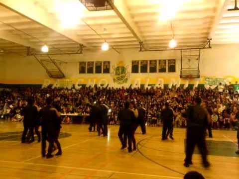Rancho Alamitos High School Herencia Dance 2013