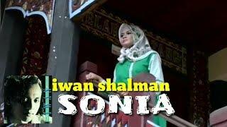 Sonia ku sebut namamu - iwan shalman lyric music video